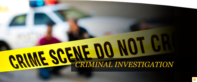 criminal investigation The criminal investigations unit is responsible for investigation of all crimes that occur within the state's prisons.