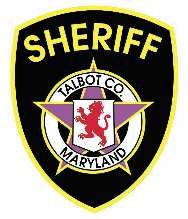 Talbot County Sheriff Shield