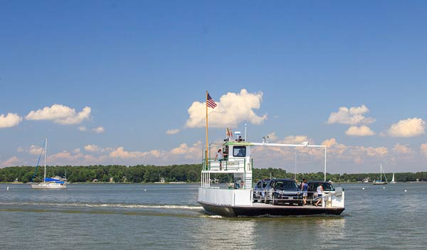 Oxford-Bellevue Ferry